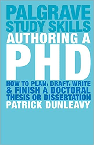 How To Write Doctoral Dissertation
