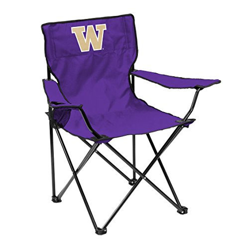 NCAA Washington Huskies Quad Chair, Adul - Washington Huskies Tailgate Shopping Results