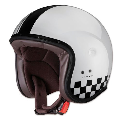 Caberg casco jet Freeride Nero Opaco Taglia XS