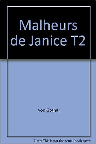 MALHEURS DE JANICE EBOOK