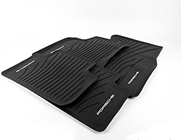 Trucks Heavy Duty Total Protection Black SUV PantsSaver Custom Fit Automotive Floor Mats for Porsche 718 Boxster 2018 All Weather Protection for Cars Van