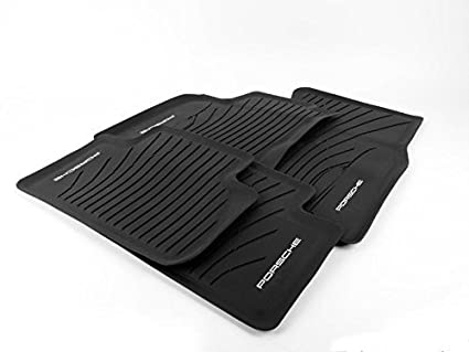 Porsche Macan/Macan Turbo All Weather Floor Mats