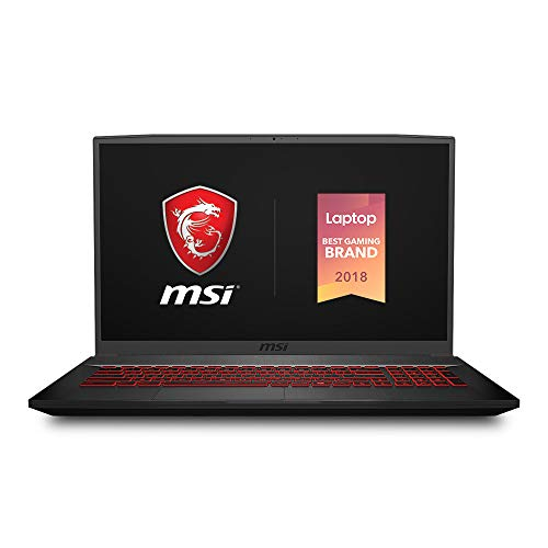 MSI Gaming GF75 Thin 9SC i7 17.3 inch IPS SSD Black