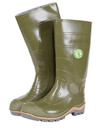 W.K. Tex. WI de botas de seguridad Stefano S5ProfiLine, 1pieza, 43, Verde Oliva, 812443343