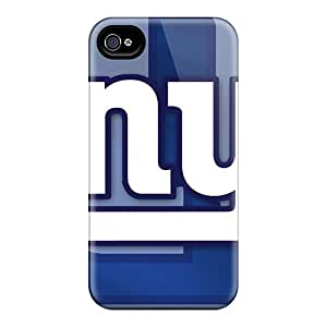 Fashion Beq2093yjXt Case Cover For Iphone 4/4s(new York Giants)