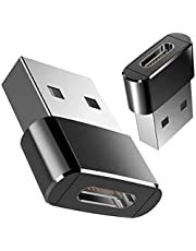 Adaptador Conversor USB Type C Fêmea para USB Macho