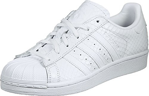 adidas Superstar W Schuhe 9,5 ftwr white/black