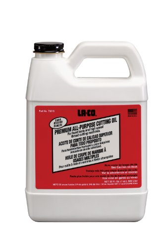 LA-CO Premium All Purpose Thread Cutting Oil, 1 qt by La-Co