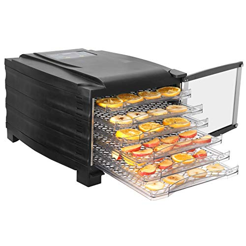 Electric Food Dehydrator Machine Fruit Vegetable Dryer for sale  Delivered anywhere in USA