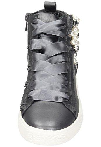 Kennel Chaussures Schmenger Gris de Kennel ville à Schnürer femme amp; pour lacets amp; Damen Schmenger 0xxEq64