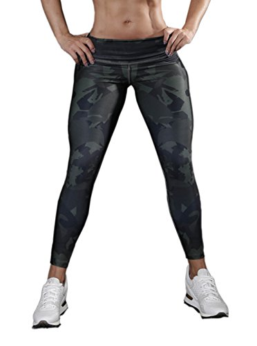 Drakon Activewear Leggings Printed Compression