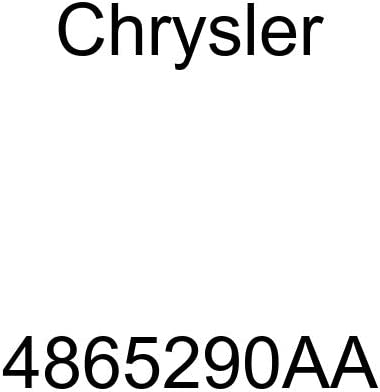 Genuine Chrysler 4865290AA Suspension Knuckle
