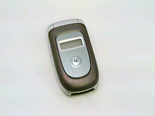 Motorola V195 T-Mobile blue clamshell GSM cell phone