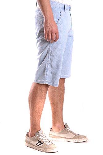 Gant Shorts Uomo MCBI131008O Cotone Azzurro