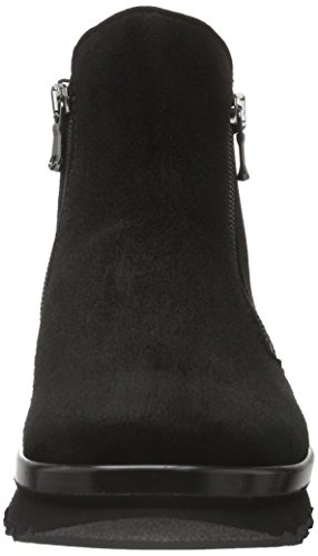 Semler Isabelle, Zapatillas de Estar por Casa para Mujer Negro - negro (001 negro)