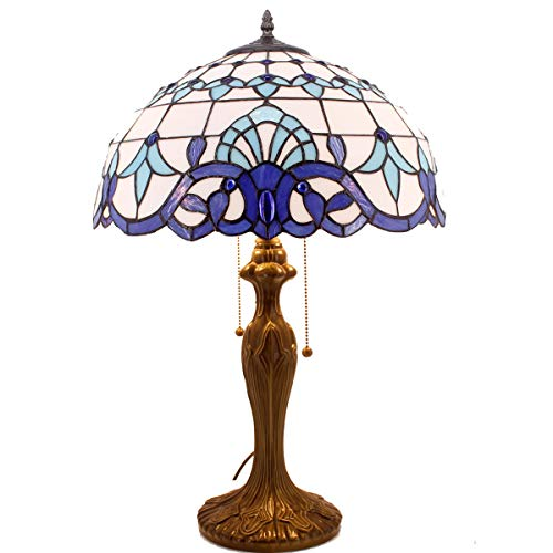 Tiffany Table Lamp Stained WERFACTORY product image