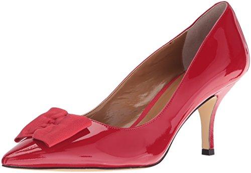 J. Renee Women's Camley Dress Pump Red