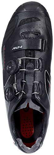 Northwave Extreme XCM - Zapatillas - negro Talla 45 2017