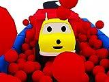La piscina de globos : Aprender los colores con Ethan el Camión Volquete