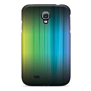 Galaxy High Quality Tpu Case/ Rainbow WoHqb5591YOKGV Case Cover For Galaxy S4