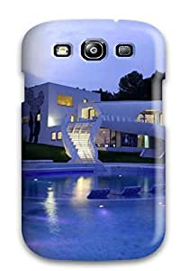 Sanp On Case Cover Protector For Galaxy S3 (innovatie Architecture)