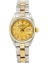 Datejust automatic-self-wind womens Watch 6917 (Certified Pre-owned)