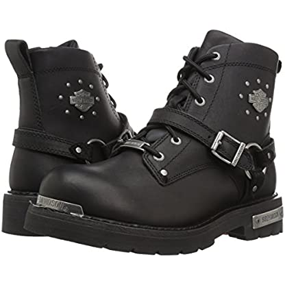 HARLEY-DAVIDSON Women's Becky Motorcycle Boot 7