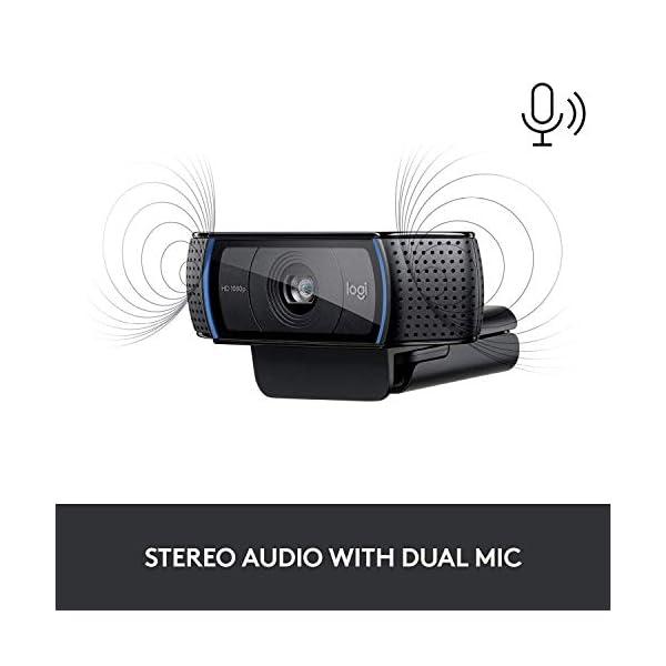 Logitech C920 Widescreen Hd Pro Webcam Black Zimexdubai Com