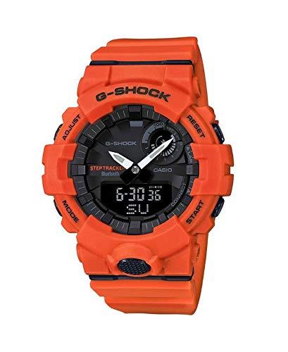 Reloj casio G-SHOCK GBA-800-4AER Bluetooth