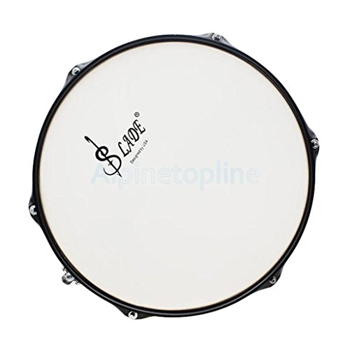 14 Inch Professional Snare Drum Head with Drumstick Drum Key Strap for Band