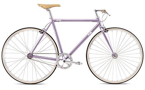 FUJI(フジ) STROLL シングルスピード クロスバイク 19STRLPR52 LAVENDER 52cm B07G2D48FD