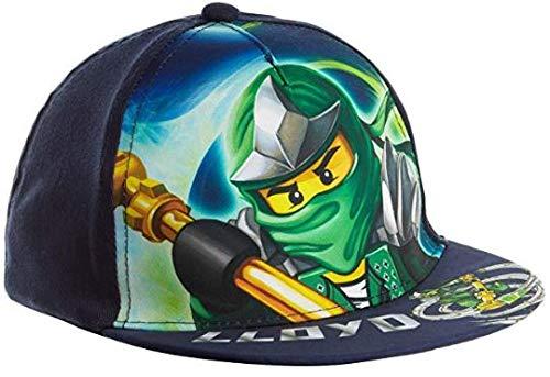 Lego Ninjago Lloyd Green Ninja Kids Flat Snapback Cap ...