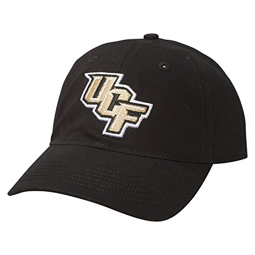 NCAA Central Florida Golden Knights Adult Unisex Epic Washed Twill Cap  Adjustable Size