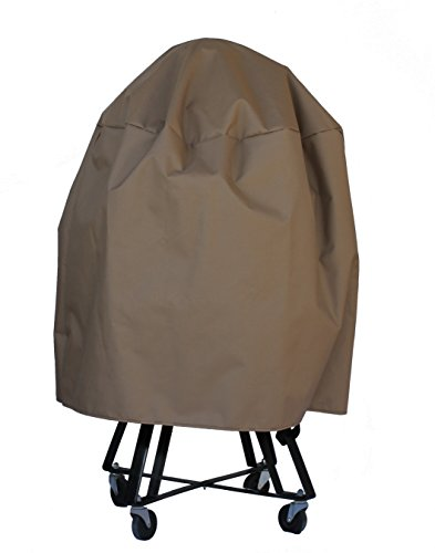 Cowley Canyon Mountain Valley Brand Cover Made to fit Large Big Green Egg, Kamado Joe Classic Other Kamado Grills. -  Cowley Canyon Sales, LLC, MVKL2