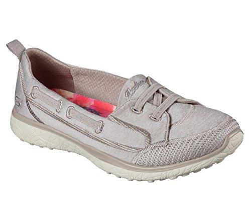 sale 2015 footaction sale online Skechers Women's Microburst Topnotch Sneaker Taupe cheap sale find great mqcWeCU0