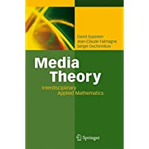 Media Theory: Interdisciplinary Applied Mathematics