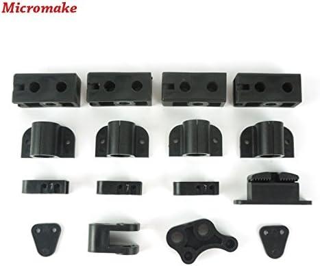 Micromake impresora 3d de piezas conjunto de piezas de plástico de ...