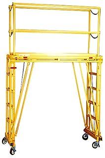 Telpro 1101-2296 Tele-Tower Ajustable Work Platform, Yellow (B07JMM36YP) | Amazon price tracker / tracking, Amazon price history charts, Amazon price watches, Amazon price drop alerts