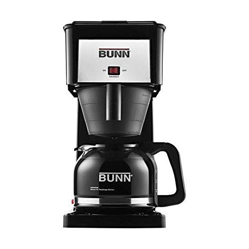 Bunn Grb 10 Cup Velocity Brew Coffee Maker Black Brewer Appliances Store