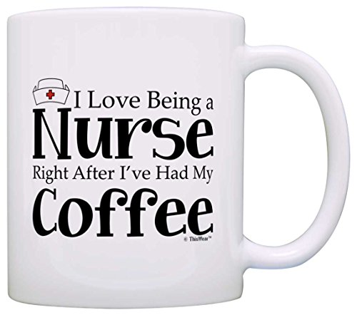 Nurse Appreciation Gifts Being Coffee product image