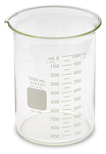 Pyrex Glass Griffin Beaker Measuring product image