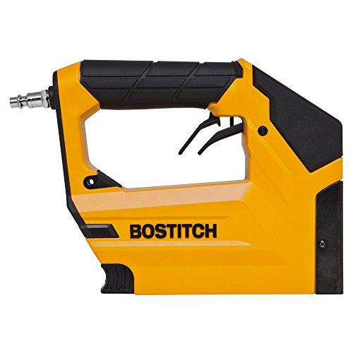 - BOSTITCH BTFP71875 Heavy Duty Crown Stapler, 3/8-Inch