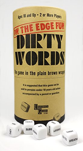 Dirty Words by University Games