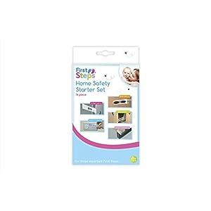 First Steps Home Safety Starter Set (16-Piece)