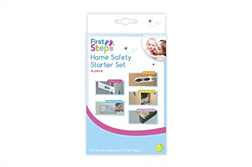 First Steps Home Safety Starter Set (16-Piece) FS173