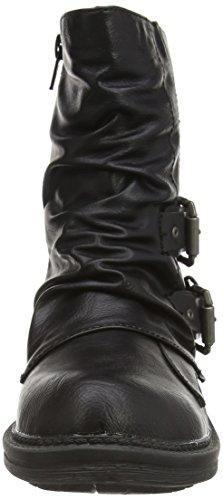 Women's Boots Biker Black Franka Blowfish Black W0nqAzpw8