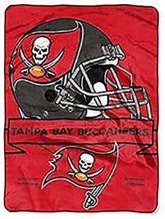 2da18e35 Amazon.com: Tampa Bay Buccaneers blanket 60x80 Silk type NFL Bucs ...