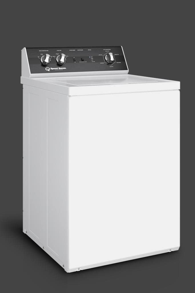 Speed Queen TR5000WN 26 Inch Top Load Washer with 3.2 cu. ft. Capacity Stainless Steel Wash Tub, White