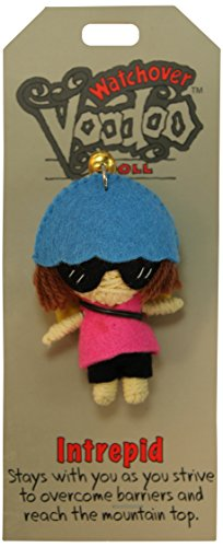 Watchover Voodoo Intrepid Doll, One Color, One Size ()