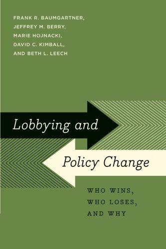 Lobbying+Policy Change